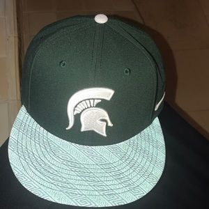 Nike Michigan State baseball hat